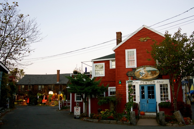 Rockport town