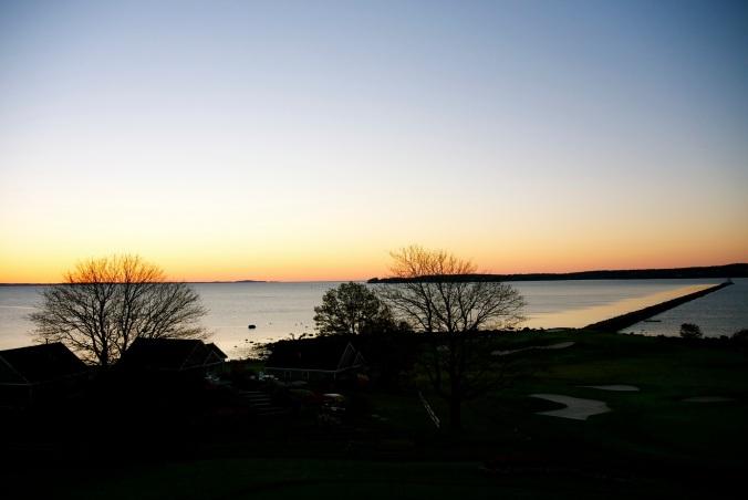 Samoset sunrise
