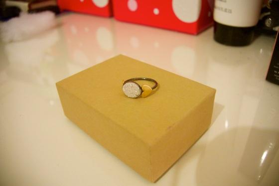 Druzy ring1