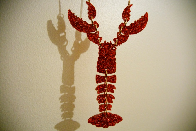 Tatty Devine Lobster