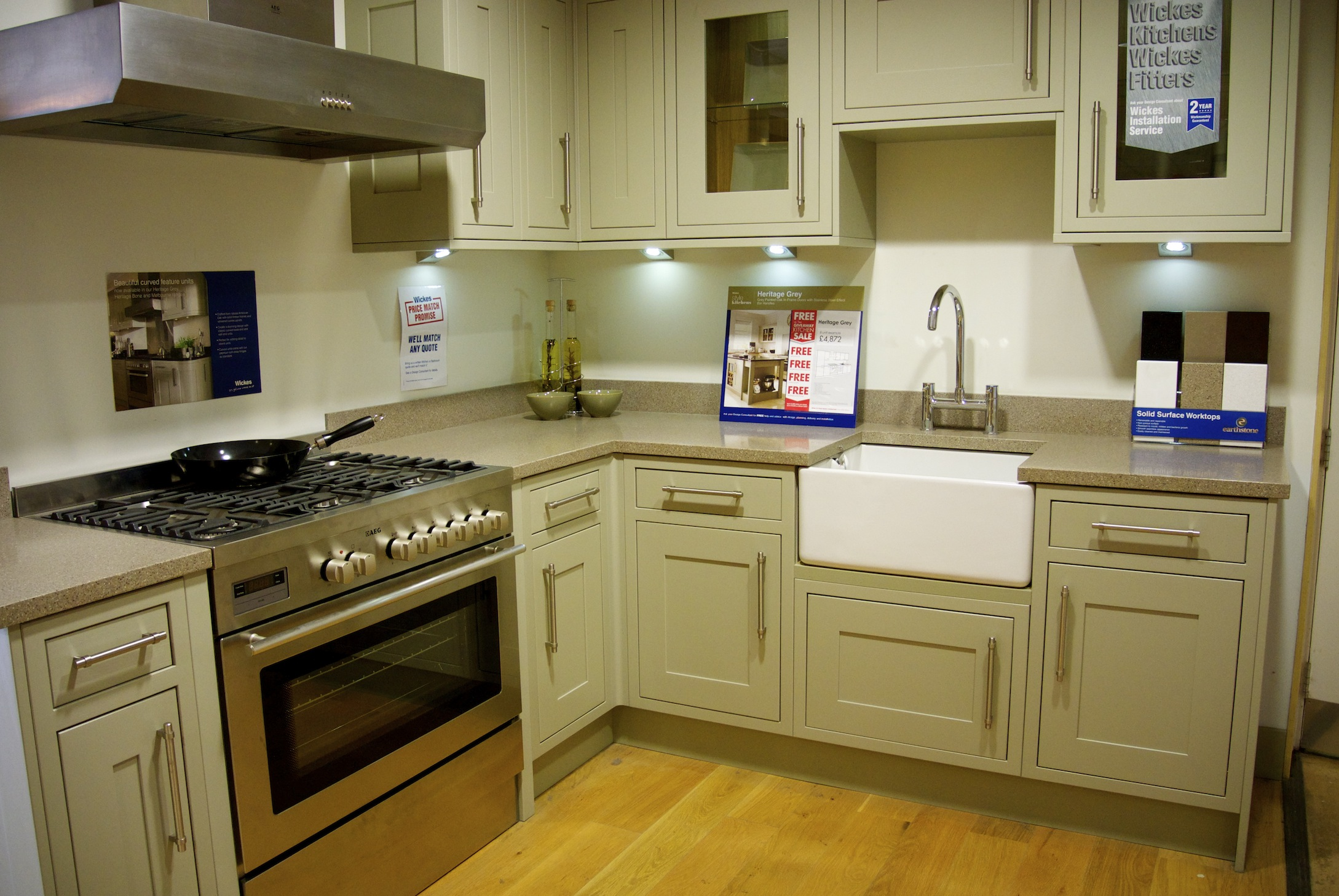 Wickes kichens untold blisses for Wickes kitchen cupboards