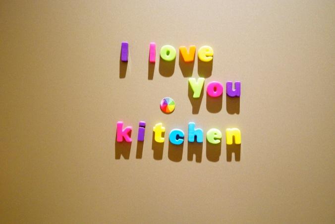 Kitchen magnets