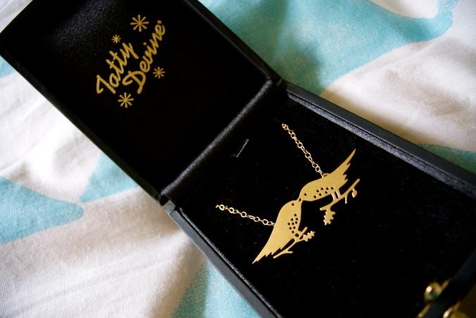 Rob Ryan necklace