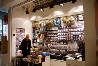 Cute BBC shop!
