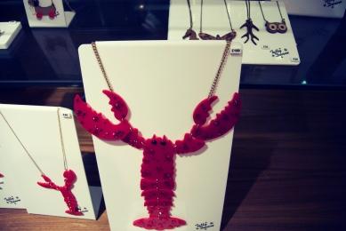 Tatty Devine Lobster
