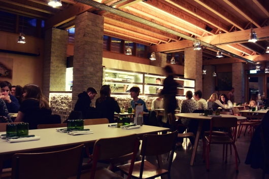 Green Room Restaurant