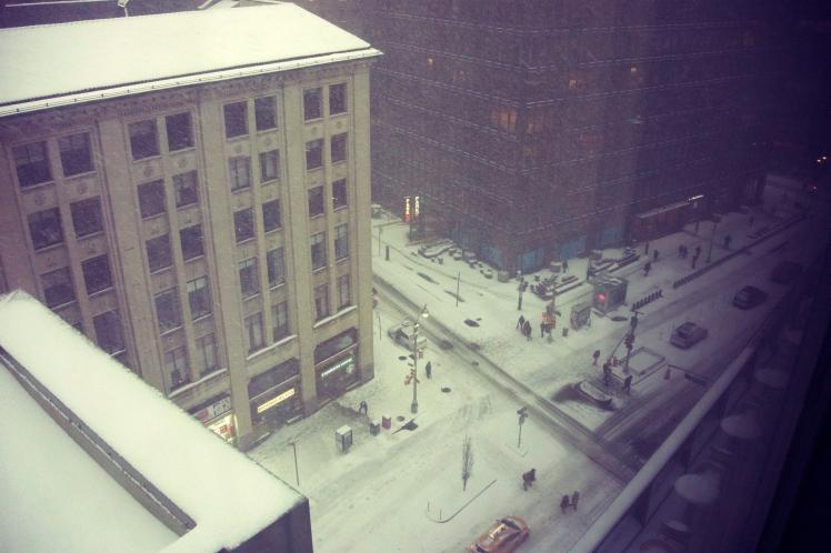 New York Blizzard