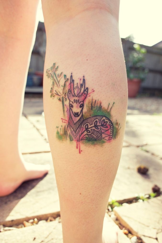 Jessi James Tattoo