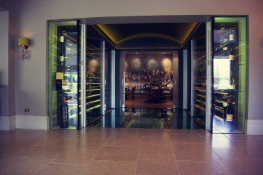 The Vineyard wine cellar