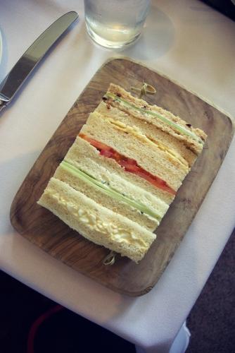 The Vineyard sandwiches