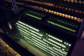 The Vineyard wine cellar