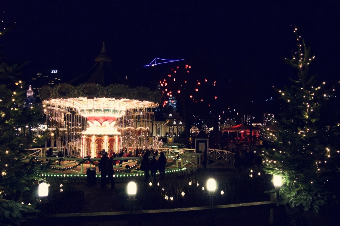 Tivoli at Christmas