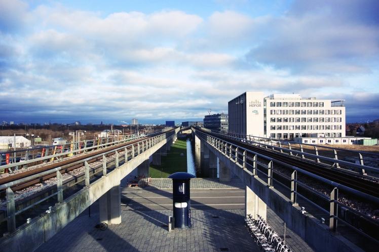 Bella Center metro