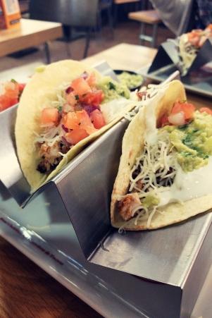 Tortilla tacos