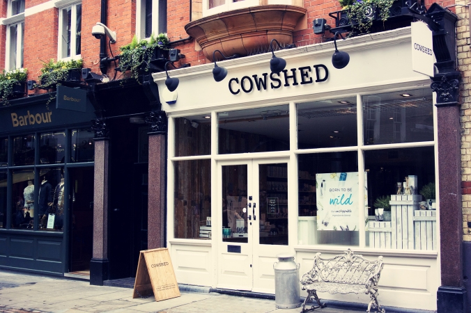 Cowshed Carnaby Street