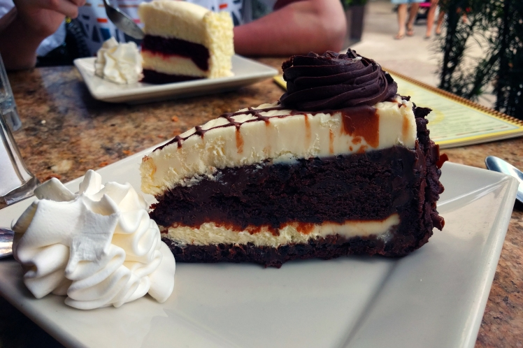 Aventura cheesecake
