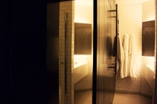Hotel Du Vin shower room