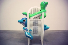 Jeff Koons Seal Walrus (Chairs)