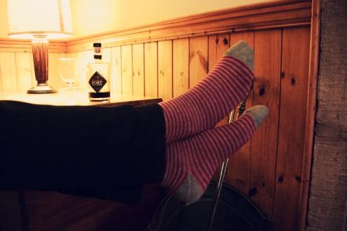 Harrison Blake Apparel socks