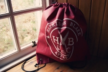 Harrison Blake Apparel bag