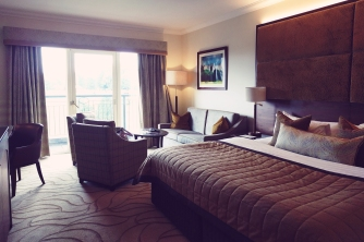 Celtic Manor Signature Room